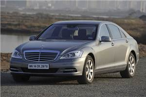SCOOP! New engines for S-Class