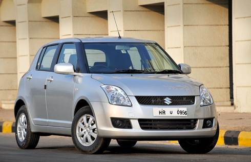 Maruti ends Swift production