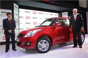 All-new Maruti Swift launched