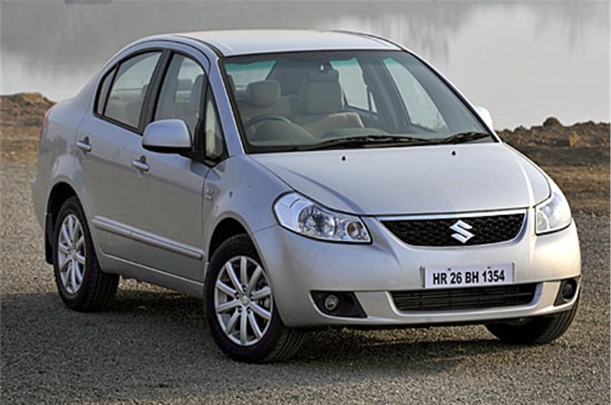 Maruti Suzuki Sx Diesel