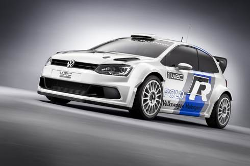 VW confirms WRC entry with Polo