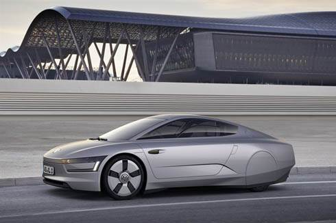 Volkswagen shows XL1 Concept