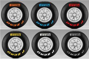 Pirelli reveals final colour markings