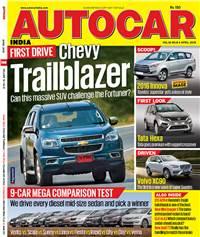 Autocar India Magazine Issue: Autocar India – April 2015