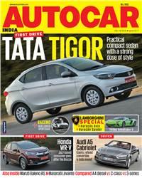 Autocar India Magazine Issue: Autocar India: April 2017