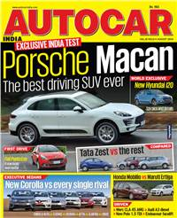 Autocar India Magazine Issue: August 2014