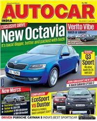 Autocar India Magazine Issue: July 2013