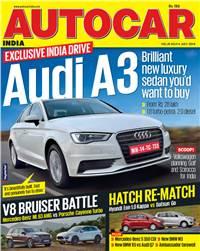Autocar India Magazine Issue: July 2014