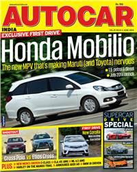 Autocar India Magazine Issue: June 2014