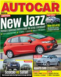 Autocar India Magazine Issue: AUTOCAR INDIA – NOVEMBER 2014