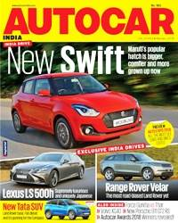Autocar India Magazine Issue: Autocar India: February 2018