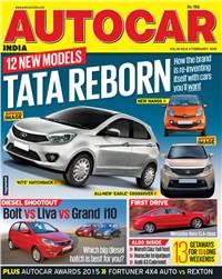 Autocar India Magazine Issue: Autocar India: February 2015