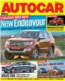 Autocar India: January 2016