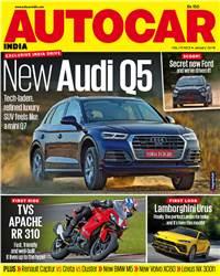 Autocar India Magazine Issue: Autocar India: January 2018