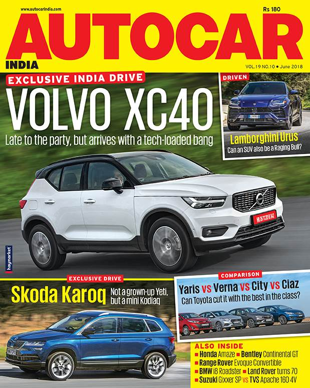 Autocar India Magazine Issue: Autocar India: June 2018