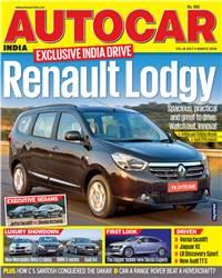 Autocar India Magazine Issue: Autocar India: March 2015
