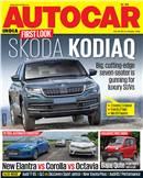 Autocar India: October  2016