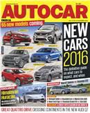Autocar India: November 2015