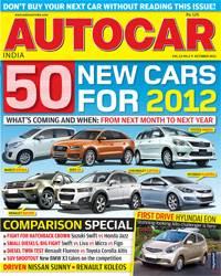 Autocar India Magazine Issue: Autocar India - October 2011