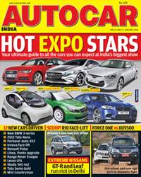 Autocar India Magazine Issue: Autocar India January 2012