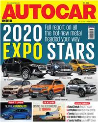 Autocar India Magazine Issue: Autocar India: March 2020