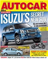 Autocar India Magazine Issue: February 2013