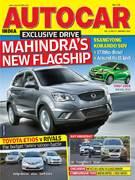 Autocar India Magazine Issue: Autocar India - January 2011