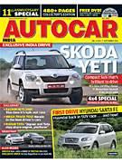 Autocar India Magazine Issue: Autocar India - September 2010