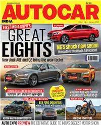 Autocar India Magazine Issue: Autocar India: February 2020