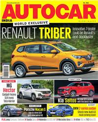 Autocar India Magazine Issue: Autocar India: July 2019