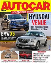 Autocar India Magazine Issue: Autocar India: June 2019