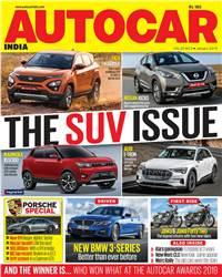 Autocar India Magazine Issue: Autocar India: January 2019
