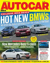 Autocar India Magazine Issue: Autocar India: March 2018