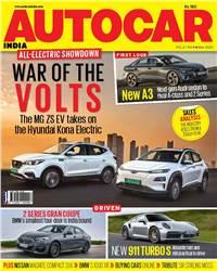 Autocar India Magazine Issue: Autocar India: May 2020