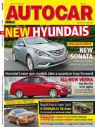 Autocar India Magazine Issue: Autocar India - April 2011