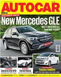 Autocar India Magazine Issue: Autocar India: December 2019