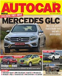 Autocar India Magazine Issue:  Autocar India: June 2016