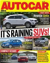 Autocar India Magazine Issue: Autocar India: August 2015