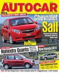 Autocar India Magazine Issue: October 2012