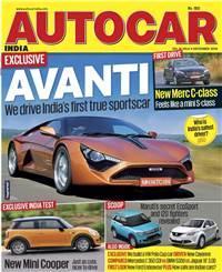 Autocar India Magazine Issue: Autocar India: December 2014