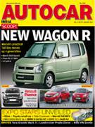 Autocar India Magazine Issue: AUTOCAR INDIA - JANUARY 2010 ISSUE