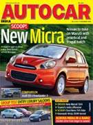 Autocar India Magazine Issue: Autocar India - December 2009 issue