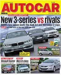 Autocar India Magazine Issue: Autocar India August 2012