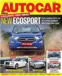 Autocar India Magazine Issue: Autocar India: November 2017