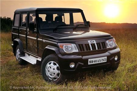 Mahindra Bolero ZLX review, test drive