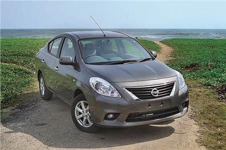 Nissan Sunny dCi review, test drive