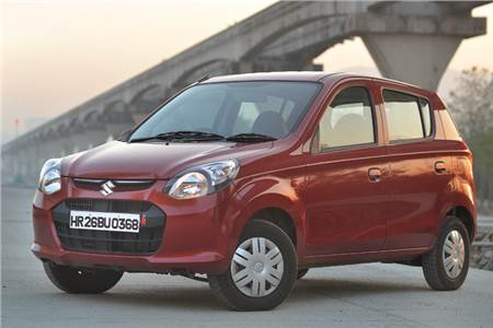 Maruti Alto 800 review, test drive