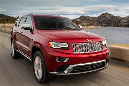 2013 Jeep Grand Cherokee review, test drive