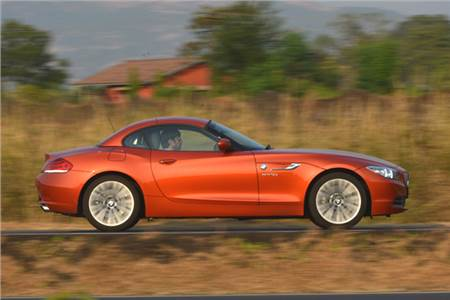 New 2013 BMW Z4 review, test drive