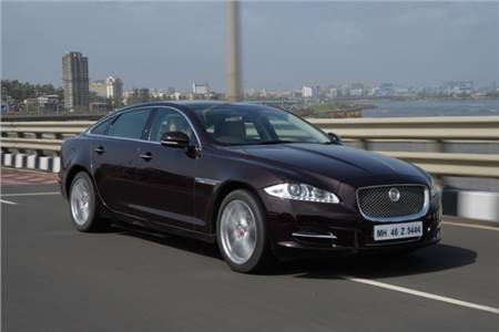2014 Jaguar XJ 3.0 diesel review, test drive